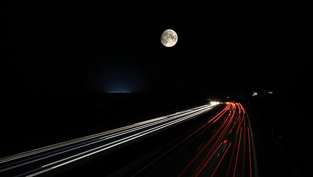 How High The Moon - Heimspiel (330°)