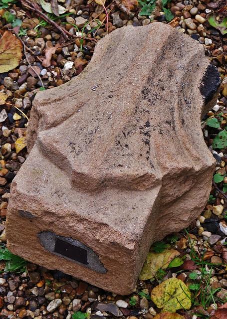 c15 gable cross fragment