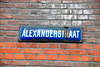 Alexanderstraat in Leiden