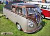 1960 VW Samba Campervan Flatbed - 899 UXP