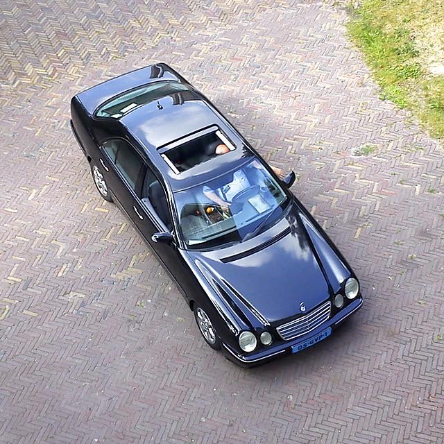 2002 Mercedes-Benz E 320 CDI Taxi