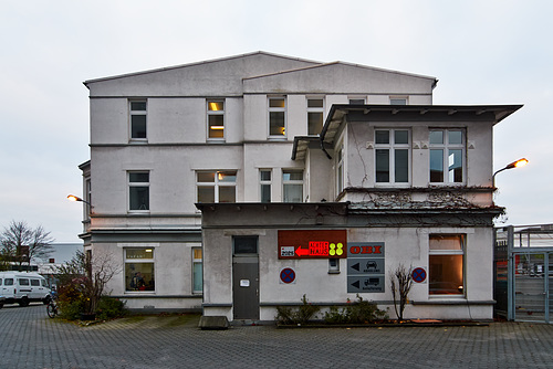 Architektur Achterhaus Atelierhaus, Ruhrstr. 88, 30.11. 2013 -- haus-1170740-co-k