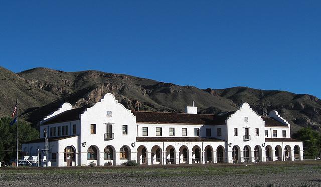 Caliente Union Pacific depot (1116)