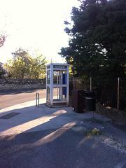 Cabine télécom