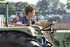 Oldtimerfestival Ravels 2013 – Tractor driver