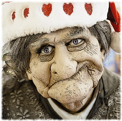 Grumpy old man like me. Happy holiday, ipernity´s!