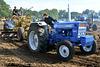 Oldtimerfestival Ravels 2013 – Ford 7000 tractor