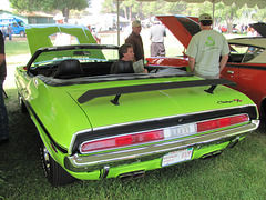 1970 Dodge Hemi Challenger R/T Convertible