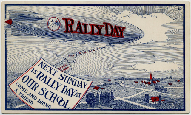 Rally Day Airship