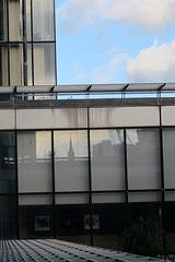 Bibliothèque Nationale de France ou Bibliothèque François Mitterrand (BNF) (Paris, France)