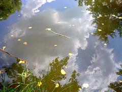 Ciel d'eau - Sky of water .   BLUE PLANET