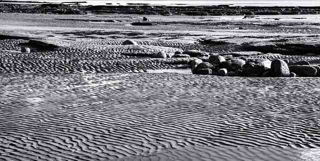 Charmouth ripples