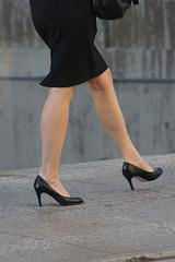 cole haan heels at work