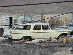 1958 Plymouth Custom Suburban Wagon