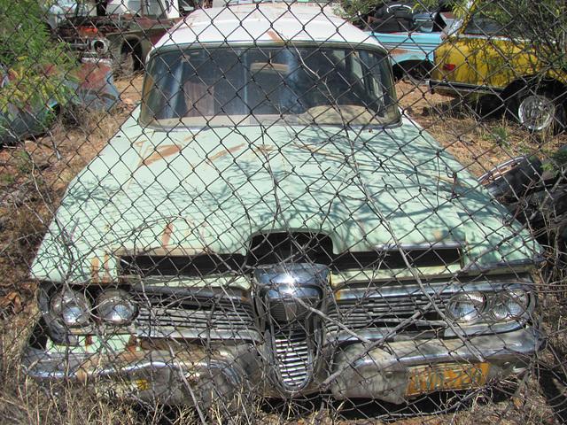 1959 Edsel Villager Wagon