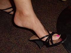 BP butterfly heels