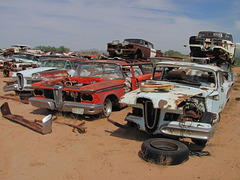 Edsel Pile