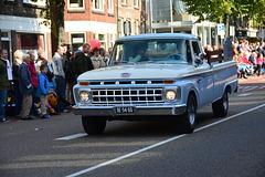 Leidens Ontzet 2013 – Parade – 1965 Ford F100