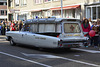 Leidens Ontzet 2013 – Parade – 1960 Cadillac Fleetwood Ambulance