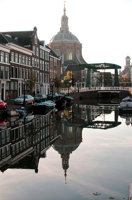 Korte Mare in Leiden