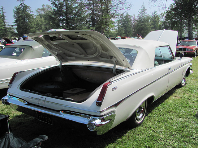 1963 Imperial Crown Convertible