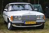 Oldtimerfestival Ravels 2013 – 1983 Mercedes-Benz 240 D