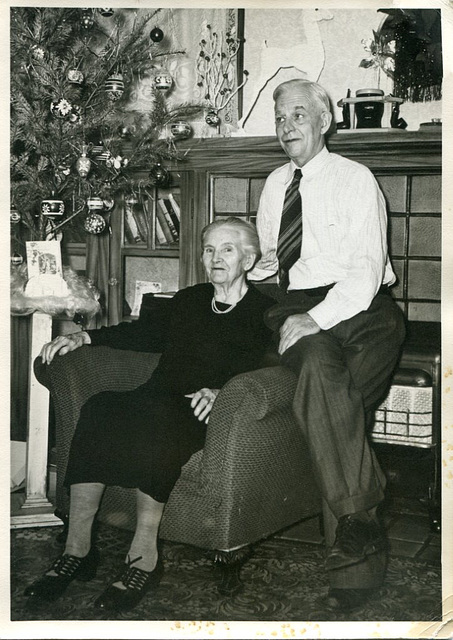 Christmas in the golden years