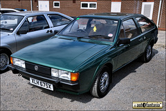 1982 VW Scirocco Mk2 - XLH 675X