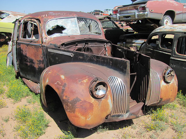 1941 Packard Eight One Twenty