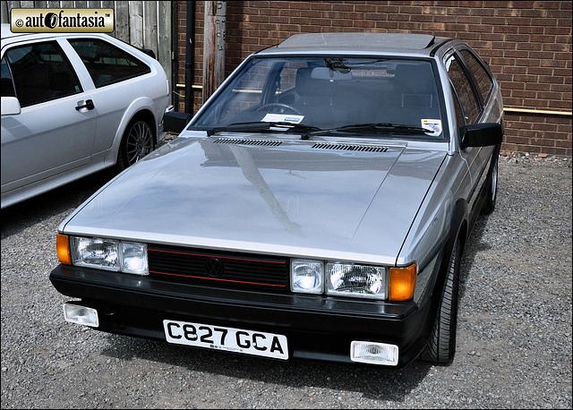1985 VW Scirocco Mk2 GTX - C827 GCA