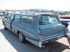 1961 Oldsmobile Super 88 Wagon