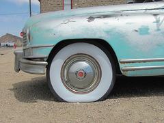 1948 Packard Custom Eight