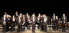 brass band cuivres de la musique  de L'air de PARIS