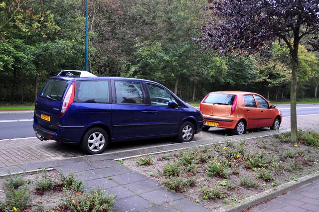 Two Fiats