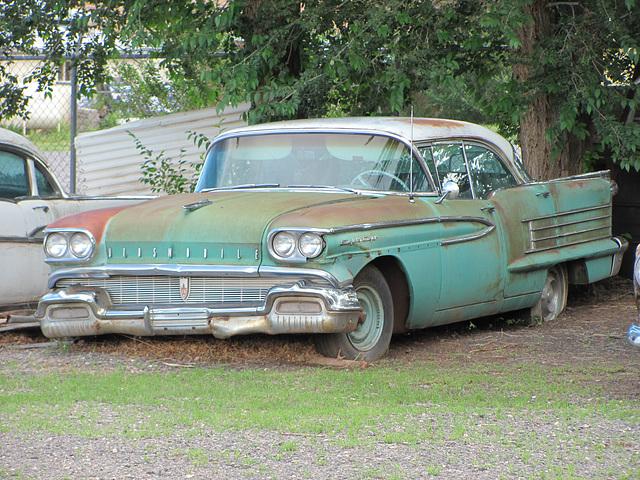 ipernity: 1958 Oldsmobile Dynamic 88 Holiday Sedan - by 1971