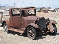 1920s Dodge Brothers 2 Door Coupe