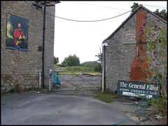 General Elliot dead pub