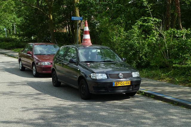 Ipernity Traffic Cone Car By Michiel 2005