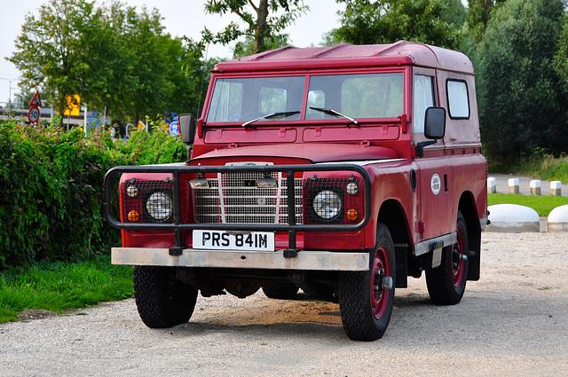 1974 Land Rover