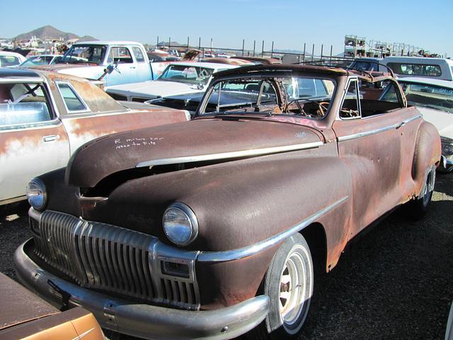 1946-1948 DeSoto Convertible
