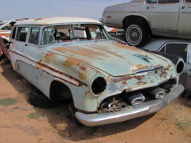 1956 DeSoto Firedome Wagon