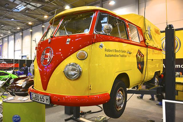 Techno Classica 2013 – Volkswagen service van of Bosch