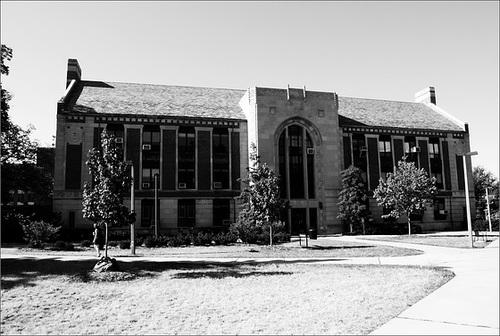North Kedsie Hall