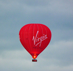 Virgin hot air