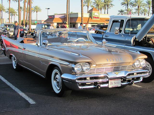 1959 DeSoto Firedome Convertible