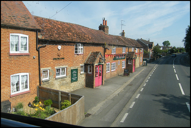 The Red Lion at Drayton