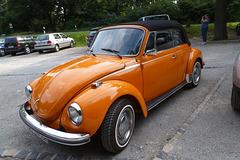 Ein alter Käfer - wie neu -