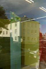 Reflets (Reykjavik, Islande)