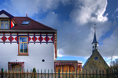 Church & Vicarage Rockanje