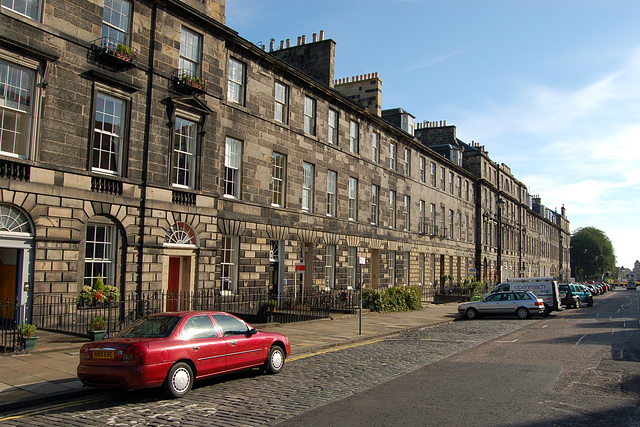 London Street, Edinburgh